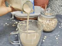 *無麩質*純手工自製低糖燕麥奶