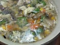 台式玉米雞肉濃湯