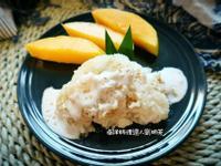 泰式風味椰糖芒果糯米食譜