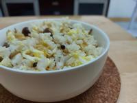 醬香豆皮鴻禧菇炒飯