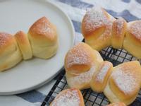 蝴蝶結麵包