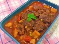 紅酒蕃茄燉牛肉;