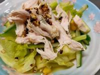 雞肉水果沙拉