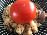 蕃茄牛肉飯