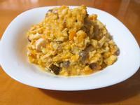 雞肉南瓜菇菇燉飯(低醣)
