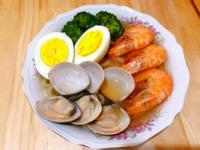 海鮮烏龍湯麵