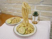 神奇的「飛天麵 / 松阪豬時蔬義大利麵」