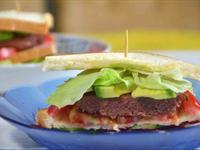 未來漢堡三明治*萍姊