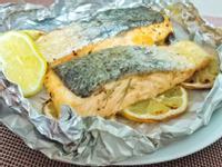 迷迭香檸檬鮭魚