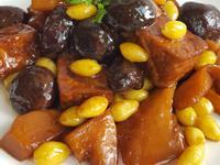 花菇燒麻竹筍