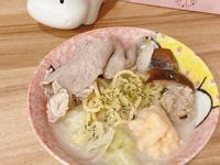 奶香菇菇義式濃湯麵