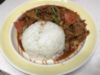 韓式豬肉燴飯