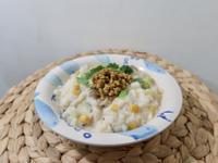昆布玉米蔬菜粥