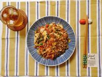 鮭魚花椰菜飯