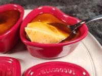 黑糖醬油茶碗蒸(偽布丁茶碗蒸)