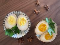 八角日式醬油泡蛋