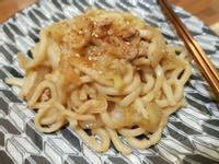 日式炒烏龍麵🥘