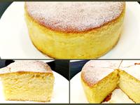 無蛋香草蛋糕