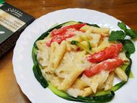 海鮮濃湯義大利麵