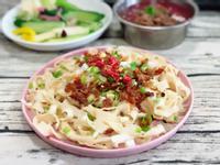 丁香干貝醬拌麵