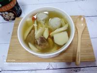竹筍魚丸排骨湯