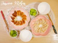 日式料理🍱豬肉韮王京蔥雪花餃子
