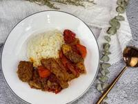 番茄燉牛肉(無加水版本)