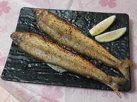 香煎黑胡椒檸檬香魚