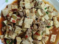 輕辣麻婆豆腐