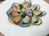 奶油海鮮淡菜