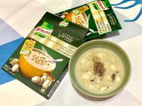 香濃菇菇濃湯