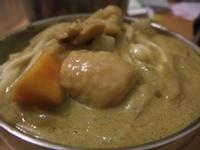 【穀盛綠咖哩】【電鍋】懶人椰漿綠咖哩雞
