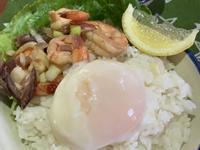 日式乾燒蝦仁丼飯
