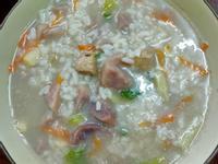 芋頭豬肝粥