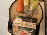 快速宴會料理~海鮮匯娃娃菜