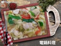 蕃茄雞肉燉白菜
