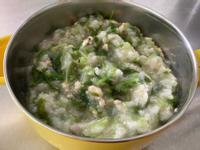 媽媽寶寶餐-莧菜雞肉粥