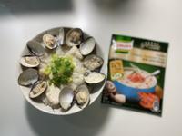 蛤蜊海鮮菇菇粥