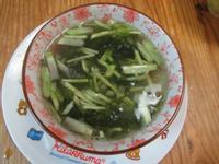 簡易版日式哇撒米湯