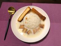 超快速北歐海鮮濃湯燴飯