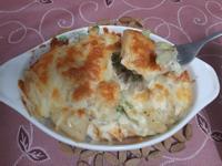奶油白醬焗烤馬鈴薯