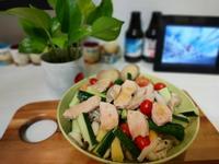 夏日爽口雞胸蔬菜沙拉
