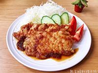 日式薑汁燒豬排(簡易/下飯)