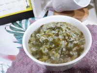 吻仔魚莧菜粥(萬用鍋)