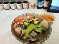 夏日海鮮湯麵