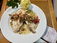 泰式乾煎鯛魚