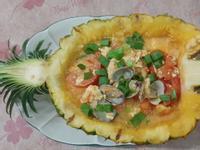 泰式海鮮蕃茄炒蛋