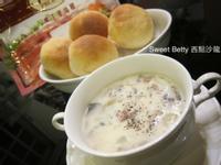 [博客]料超多的蘑菇濃湯