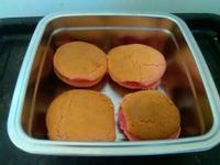 草莓牛奶馬卡龍