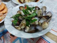 家常炒蛤蠣